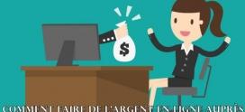 Comment faire de l'argent en ligne auprès de Google Adsense